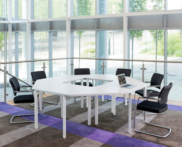 Conference Tables Dragonfly Office Interiors UK Office Furniture - Conference table shapes