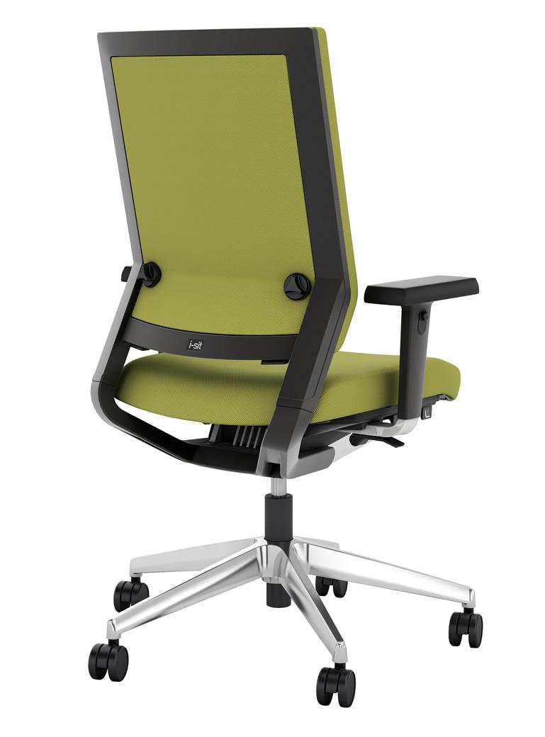 Ergonomic chairs dragonfly office interiors uk